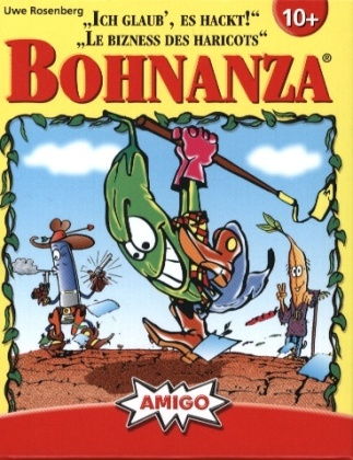 Bohnanza - Ich glaub' es hackt!