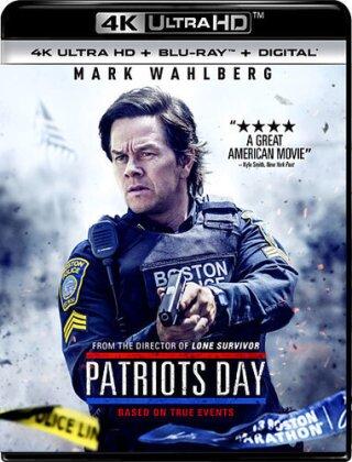 Patriots Day (2017) (4K Ultra HD + Blu-ray)