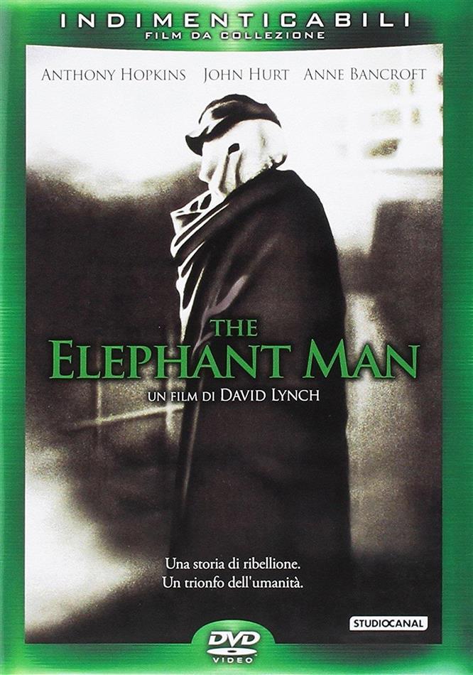 The Elephant Man (1980) (Indimenticabili, n/b)
