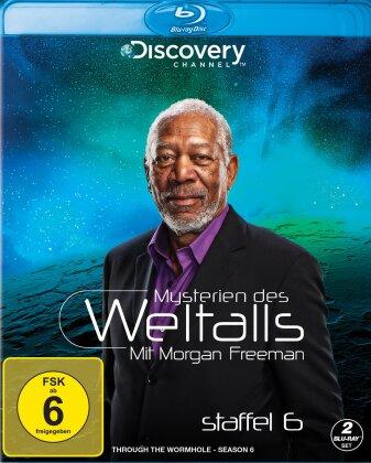 Mysterien des Weltalls - Mit Morgan Freeman - Staffel 6 (Discovery Channel, 2 Blu-rays)