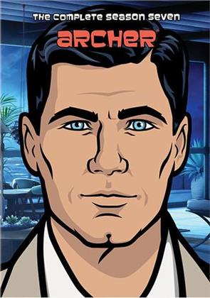 Archer - Season 7 (2 DVDs)