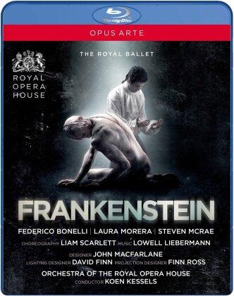 Royal Ballet, Orchestra of the Royal Opera House, Koen Kessels, … - Frankenstein (Opus Arte)