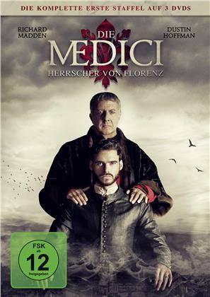 Die Medici - Herrscher von Florenz - Staffel 1 (3 DVDs)