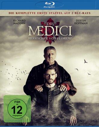 Die Medici - Staffel 1 - Herrscher von Florenz (2 Blu-rays)