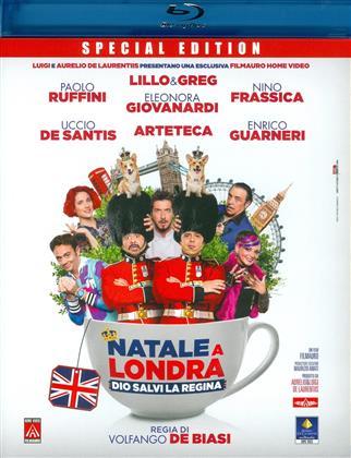 Natale a Londra - Dio salvi la regina (2016) (Special Edition)