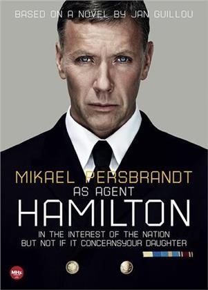 Agent Hamilton (2012) (2 DVD)