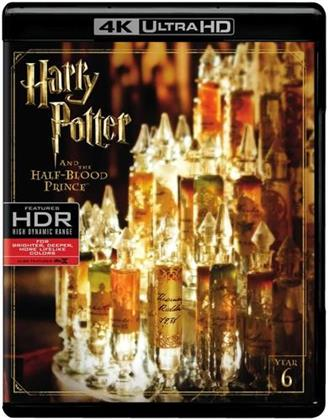 Harry Potter and the Half Blood Prince (2009) (4K Ultra HD + Blu-ray)