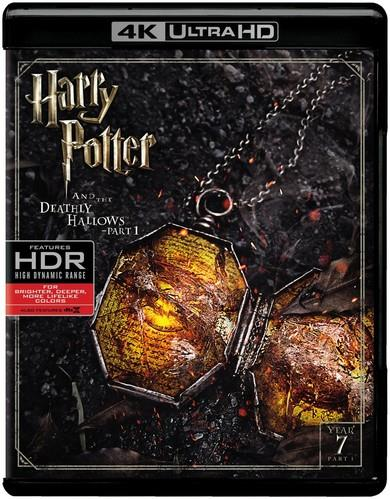 Harry Potter and the Deathly Hallows Part 1 (2010) (4K Ultra HD + Blu-ray)