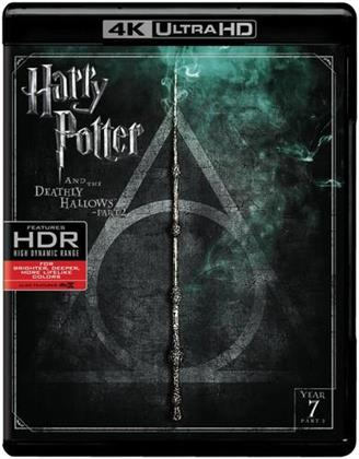 Harry Potter and the Deathly Hallows Pt.2 (2011) (4K Ultra HD + Blu-ray)