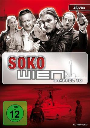 SOKO Wien (SOKO Donau) - Staffel 10 (4 DVDs)