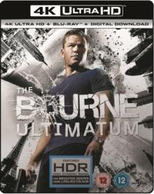 The Bourne Ultimatum 2007 4k Ultra Hd Blu Ray Cede Com