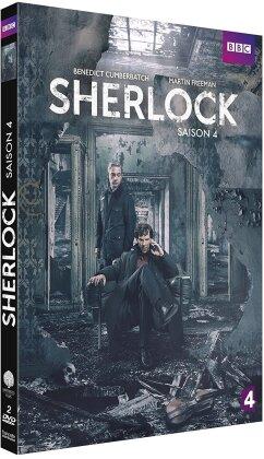 Sherlock - Saison 4 (BBC, 2 DVDs)