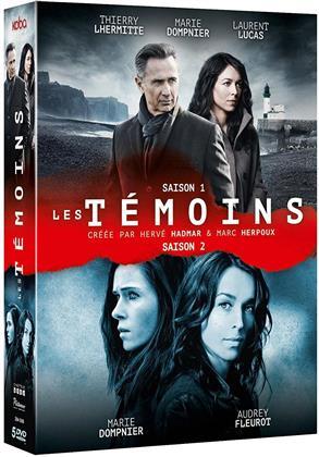 Les Témoins - Saisons 1 & 2 (5 DVD)