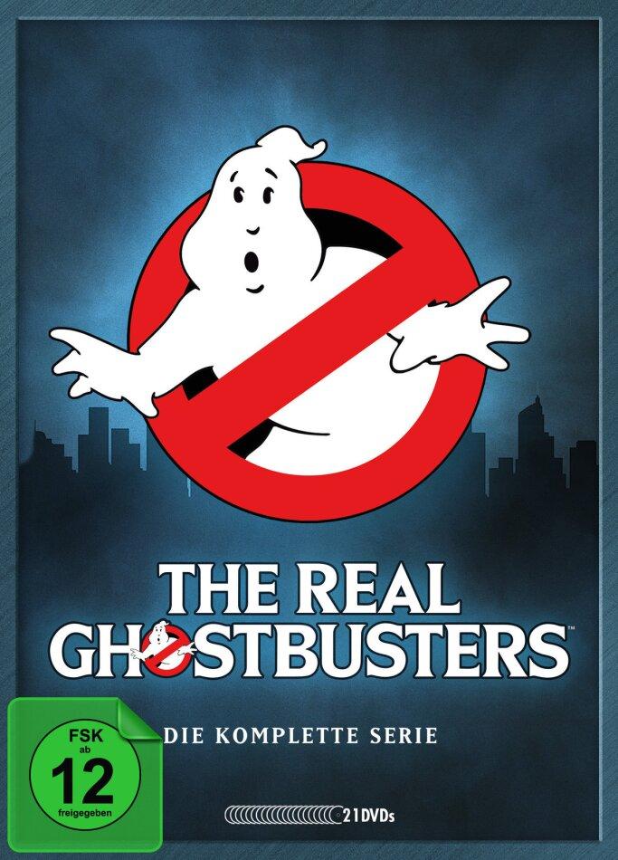 The Real Ghosbusters - Die komplette Serie (21 DVDs)