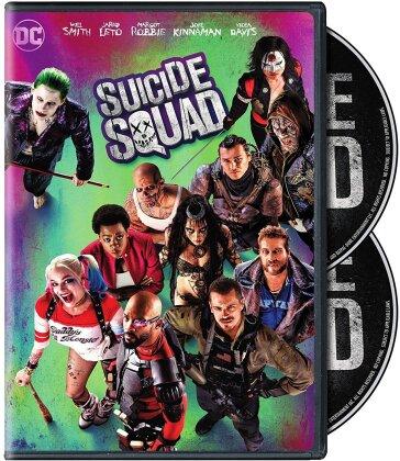 Suicide Squad (2016) (Special Edition, 2 DVDs)