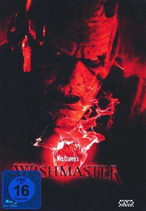 Wishmaster (1997) (Cover B, Limited Edition, Mediabook, Uncut, Blu-ray + DVD)