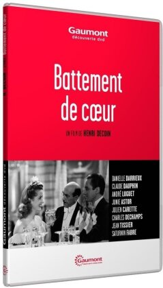 Battement de coeur (1940) (Collection Gaumont Découverte, s/w)