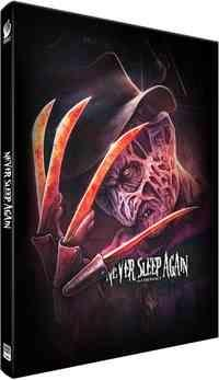 Never Sleep Again 1 & 2 (2010) (Cover A, Edizione Limitata, Mediabook, Uncut, 2 Blu-ray)