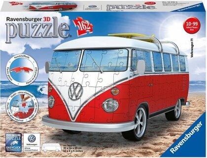 VW Bus T1 3D