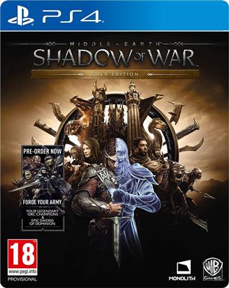 Middle-Earth: Shadow of War (Gold Édition)