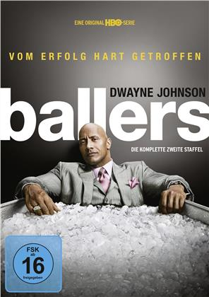 Ballers - Staffel 2 (2 DVDs)
