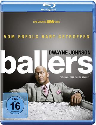 Ballers - Staffel 2 (2 Blu-rays)