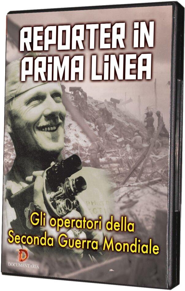 Reporter in prima linea - Gli operatori della Seconda Guerra Mondiale (2016) (n/b)