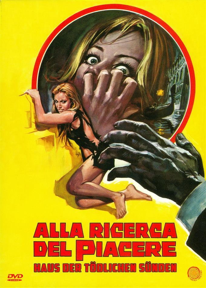 Alla ricerca del piacere - Haus der tödlichen Sünden (1972) (Italian Genre Cinema Collection, Edizione Limitata, Uncut, DVD + CD)