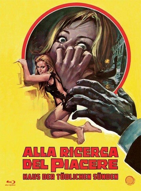 Alla ricerca del piacere - Haus der tödlichen Sünden (1972) (Italian Genre Cinema Collection, Edizione Limitata, Uncut, Blu-ray + CD)