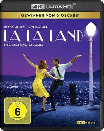 La La Land (2016) (Arthaus, 4K Ultra HD + Blu-ray)