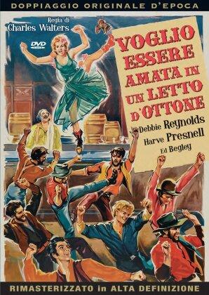 Voglio essere amata in un letto d'ottone (1964) (Versione Rimasterizzata)