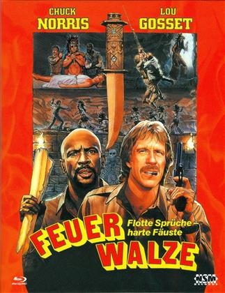 Feuerwalze (1986) (Kleine Hartbox, Limited Edition, Uncut)
