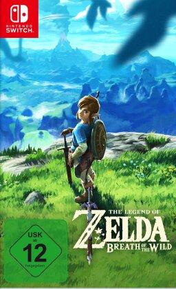 Zelda Breath of the Wild - (Deutsche Version)
