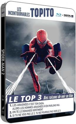 Spider-Man 2 (2004) (Director's Cut, Kinoversion, Steelbook)