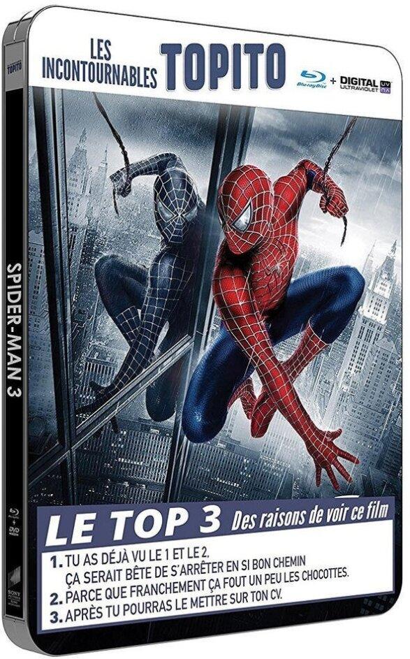 Spider-Man 3 (2007) (Steelbook)