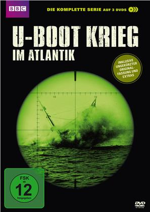 U-Boot Krieg im Atlantik - Die komplette Serie (BBC, Neuauflage, 3 DVDs)