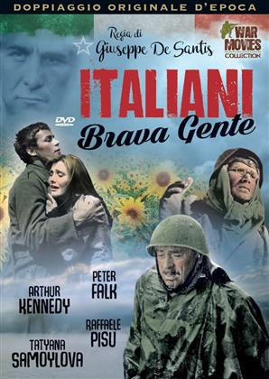 Italiani - Brava gente (1964) (War Movies Collection, n/b)