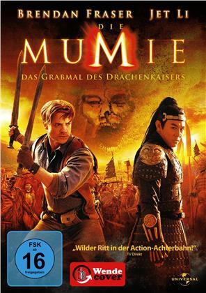 Die Mumie 3 - Das Grabmal des Drachenkaisers (2008) (Neuauflage)