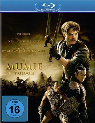 Die Mumie - Trilogie (3 Blu-rays)