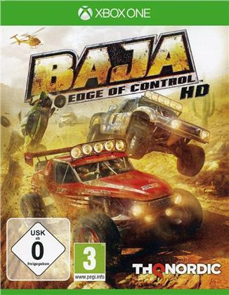 Baja - Edge of Control HD