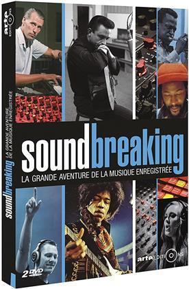 Soundbreaking - La gande aventure de la musique enregistrée (Arte Éditions, 2 DVDs)