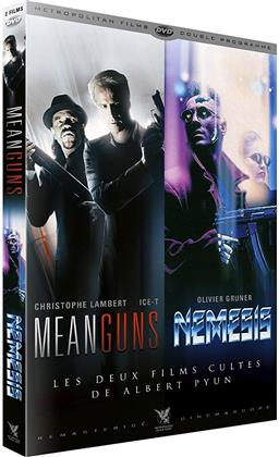 Mean Guns / Nemesis (Remastered, 2 DVDs)