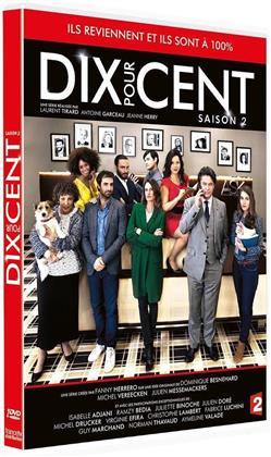 Dix pour cent - Saison 2 (2 DVDs)