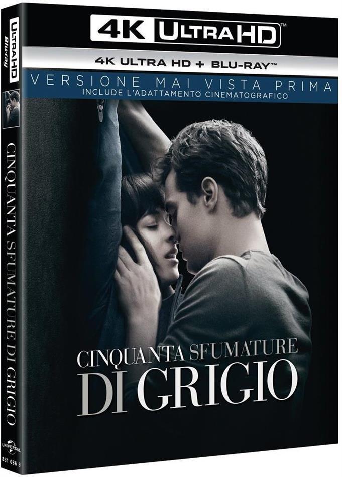 Cinquanta sfumature di grigio (2015) (4K Ultra HD + Blu-ray)