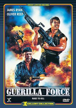 Guerilla Force (1988) (Kleine Hartbox, X-cellent Collection, Limited Edition, Uncut)