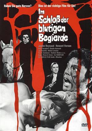 Im Schloss der blutigen Begierde (1968) (Limited Edition, Uncut)