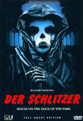 Der Schlitzer - House on the Edge of the Park (1980) (Kleine Hartbox, Limited Edition, Uncut)