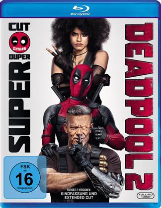 Deadpool 2 (2018) (Extended Cut, Kinoversion)