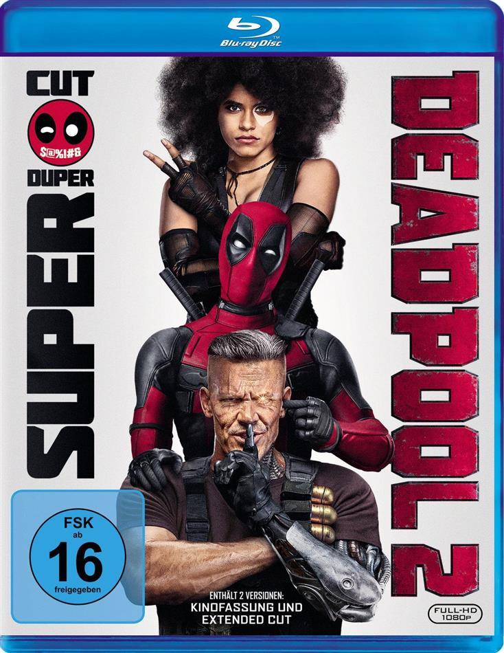 Deadpool 2 (2018) (Extended Cut, Kinoversion)