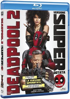 Deadpool 2 (2018) (2 Blu-ray)